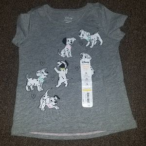 Disney 101 Dalmatians Short Sleeve Tee